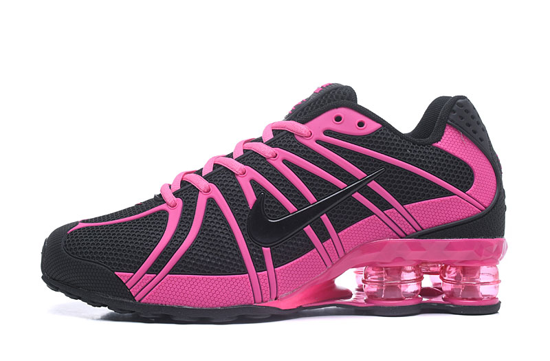 Nike Shox TlX Women Shoes Black Pink